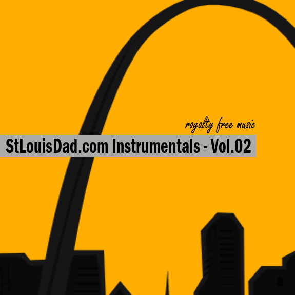 StLouisDad.com Instrumentals - Vol.2