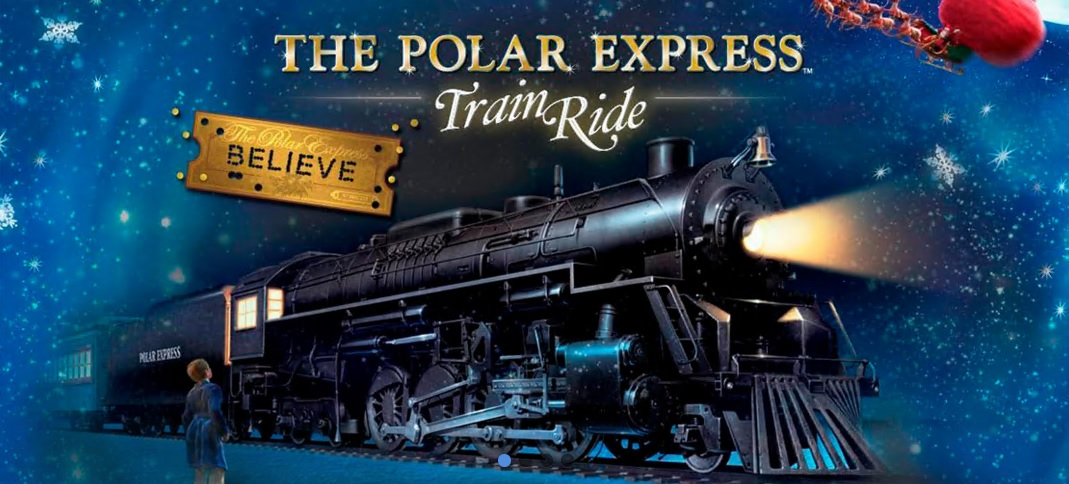 The Polar Express is at St. Louis Union Station! - St. Louis Dad