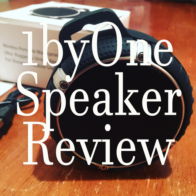 1byOne-Speaker