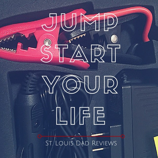 JUMP START YOUR VEHICLE