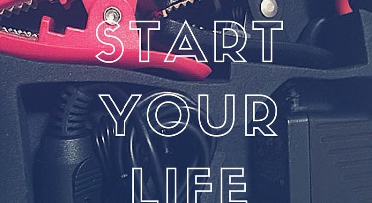 JUMP START YOUR VEHICLE
