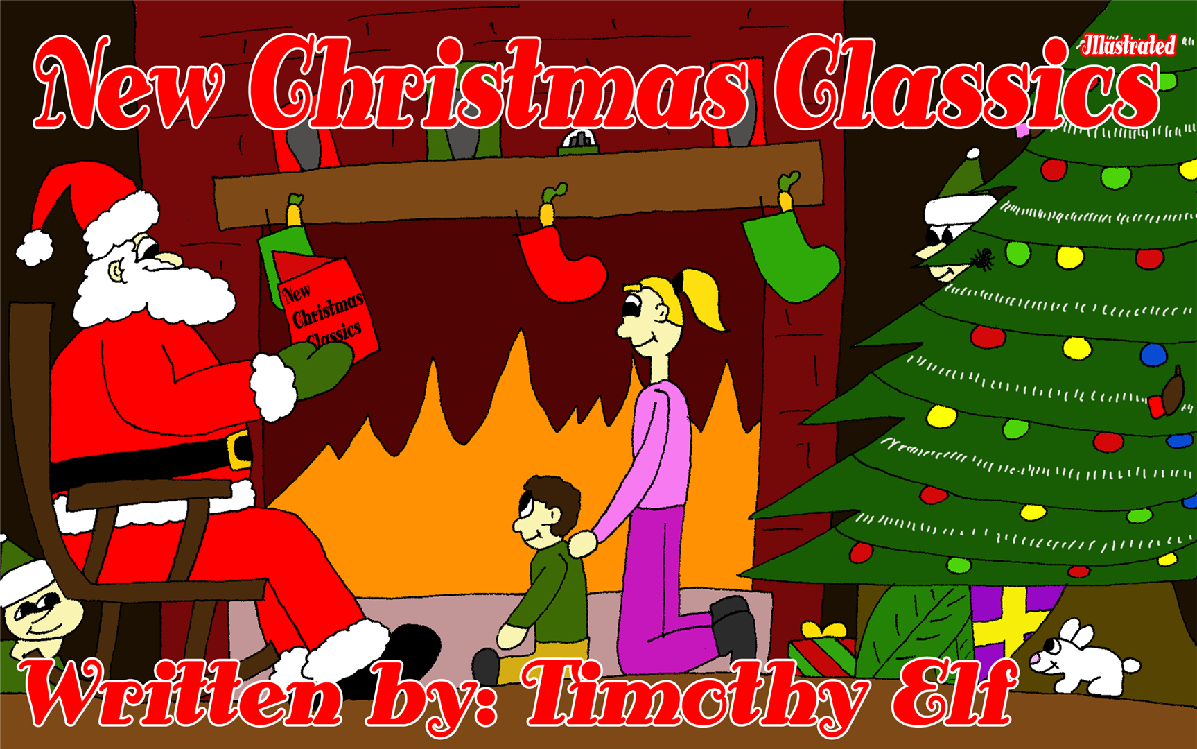 xmas story cover - Christmas Classics