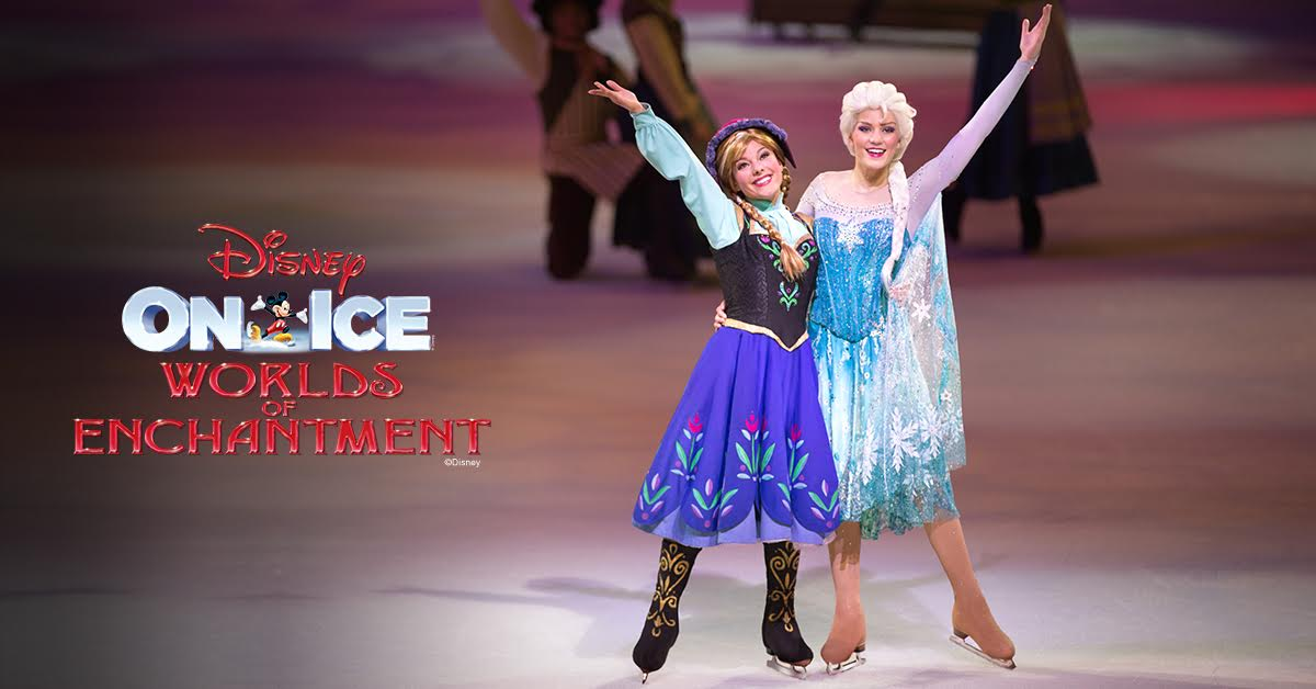 Disney On Ice Frozen Saint Louis Tickets Disney on Ice is a musical show which tours various places, performing shows on ice. The ownership of Disney on Ice belongs to 'The Walt Disney Company' and the production is handled by 'Feld Entertainment'.