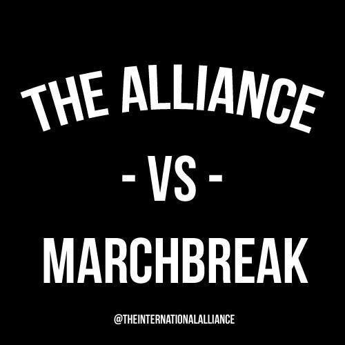 alliancevsmarchbreak