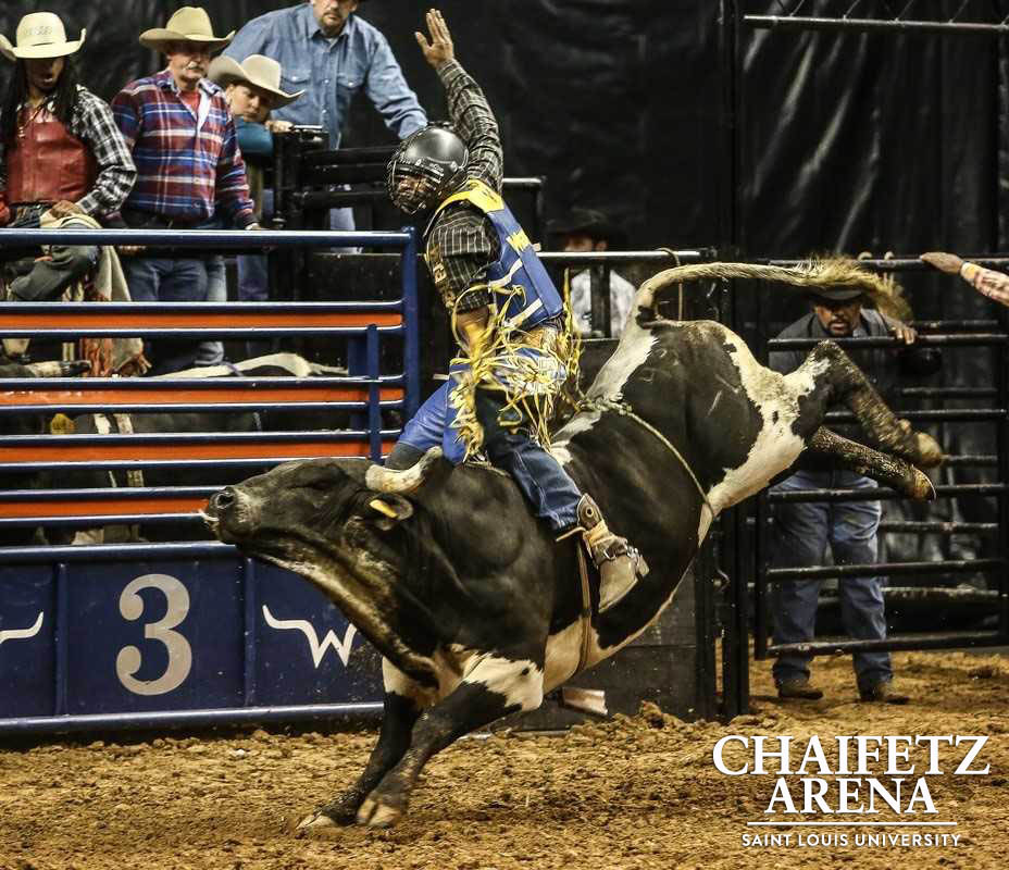 Southeastern Rodeo Association Presents The 2nd Annual St