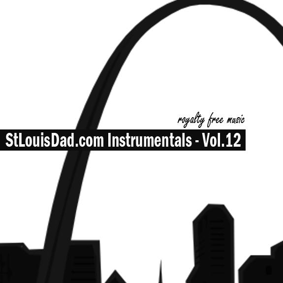StLouisDad.com Instrumentals Vol. 12 - Cover